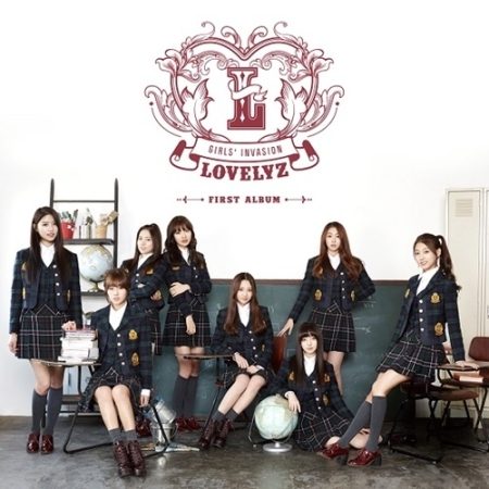 Lovelyz Vol. 1 – Girls' Invasion