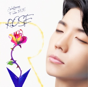 2PM Jang Woo Young Single Album Vol.1 - R.O.S.E