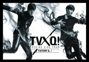 """TVXQ SPECIAL LIVE TOUR IN SEOUL - """"TISTORY & ...!"""" Concert Official Goods"""