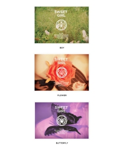 B1A4 Mini Album Vol.6 - Sweet Girl