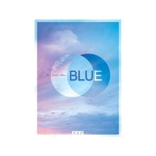 B.A.P 7TH SINGLE ALBUM - BLUE (B VER)