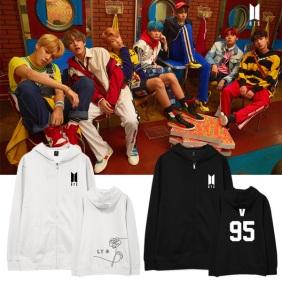 BTS Love Yourself Jacket (Ver 1 & Solo Ver)