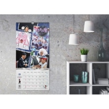 INFINITY CHALLENGE (MUHAN DOJEON) 2018 OFFICIAL WALL CALENDAR