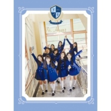 FROMIS_9 1ST MINI ALBUM - TO. HEART (BLUE VER)