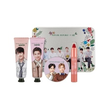 Nature Republic Official EXO Chok Chok Special Collection (Baekhyun, Chanyeol, Xiumin, Chen)